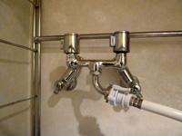 取付け手順 単水栓