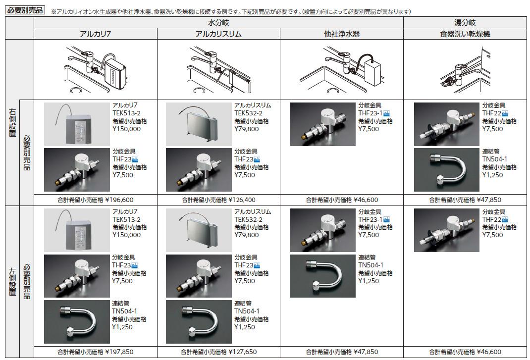 TOTO_浄水器・食洗機