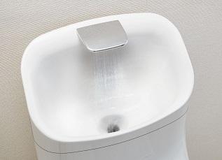 プレアス 手洗いしやすいフォルム