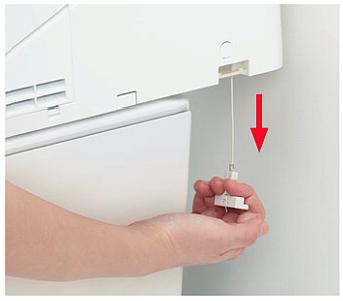 一体型トイレGGの停電時安心設計
