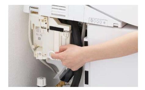 TOTO Neorest _ Thiết kế đảm bảo an toàn về điện