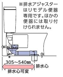 TOTO ピュアレストQR リモデル便器